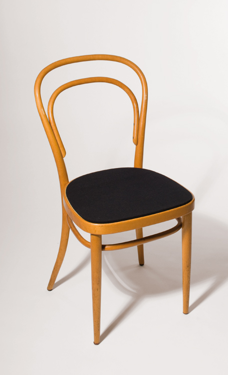 seat pad for thonet 214 chair