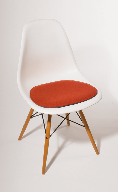 Seat Pad For Eames Side Chair It S Design, Eames Side Chair Pad